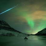 #Meteorwatch image by Bjørnar G. Hansen in Norway on Twitpic